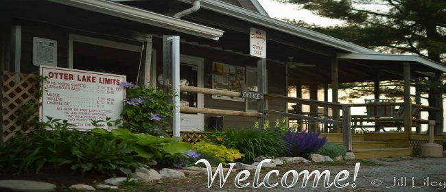 Bait Shop - Welcome