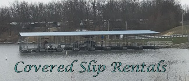 Covered Slip Rental